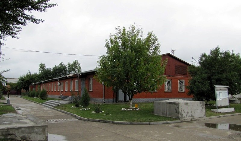 ВЧ 27777. Одноэтажная казарма в Ханкале
