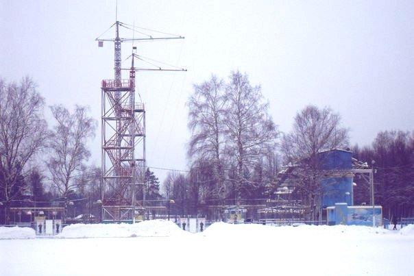ВЧ 32515. Вид на ВДК полка