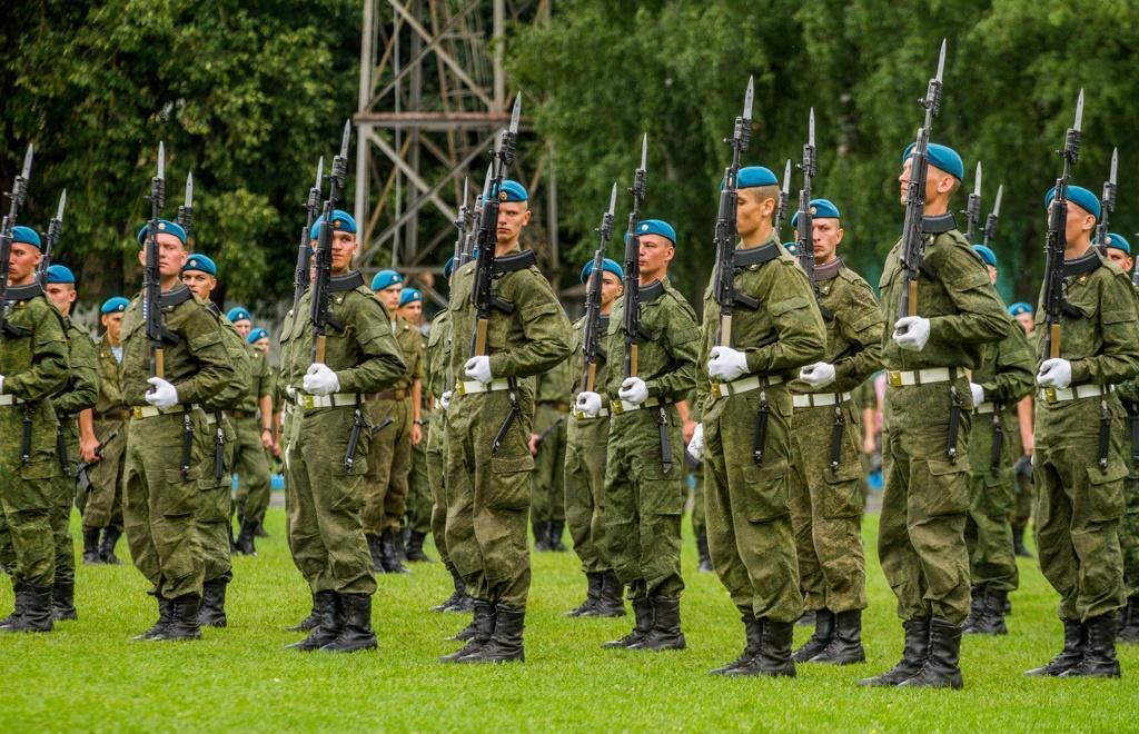 ВЧ 32515. 104-й десантно-штурмовой полк
