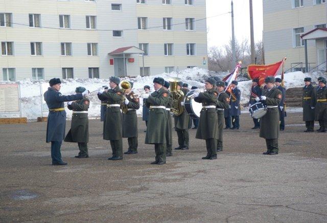 ВЧ 32755. Военный оркестр бригады