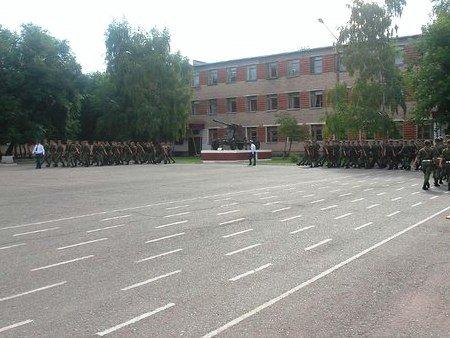 ВЧ 33860. Миниатюра УЦ ПВО