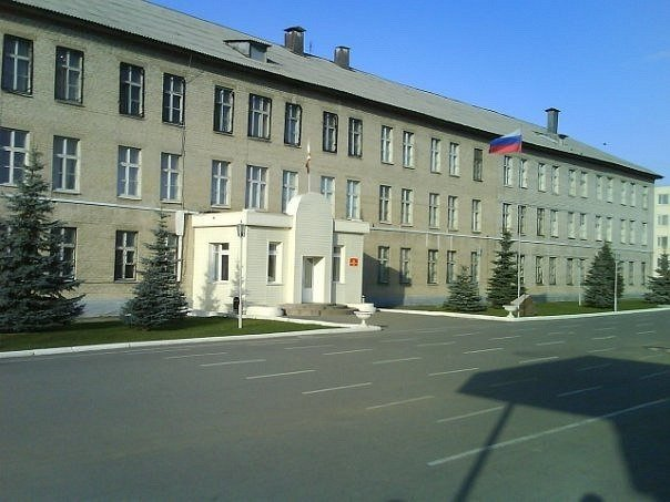 ВЧ 34081. Штаб воинской части