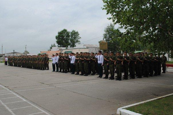 ВЧ 45505. Подразделение 7-й ЖДБр в г. Комсомольск-на Амуре