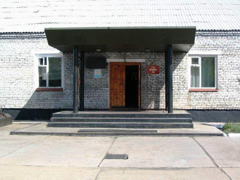 ВЧ 59313-71. Здание казармы в/ч