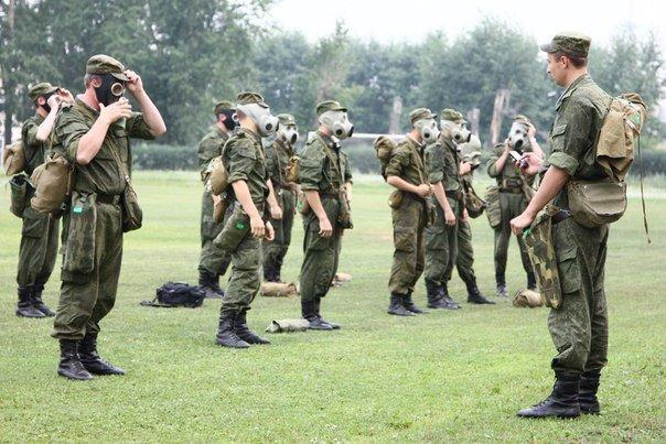 ВЧ 61207. Курс молодого бойца в бригаде