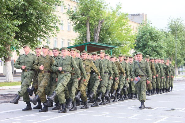 Какие войска есть в екатеринбурге