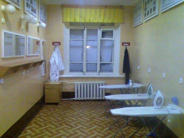ВЧ02561. Комната бытового обслуживания