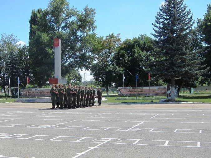 33-я отдельная мотострелковая бригада (в/ч 22179)