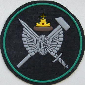 ВЧ 01855. Шеврон 34-й железнодорожной бригады