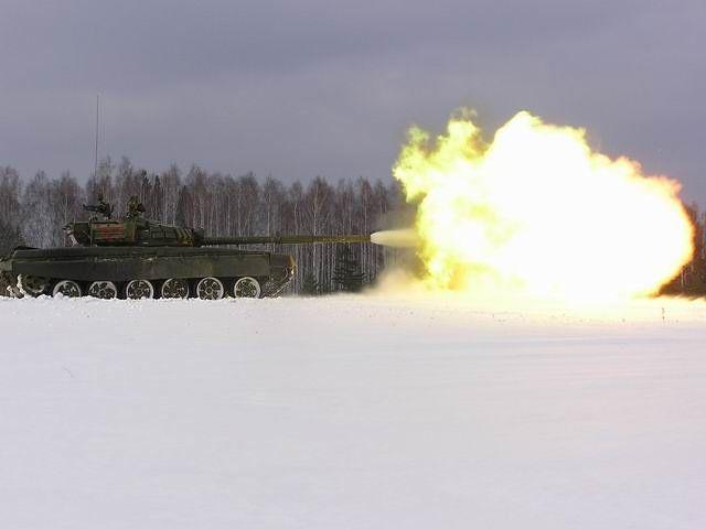 ВЧ 89547. Занятия по боевой подготовке