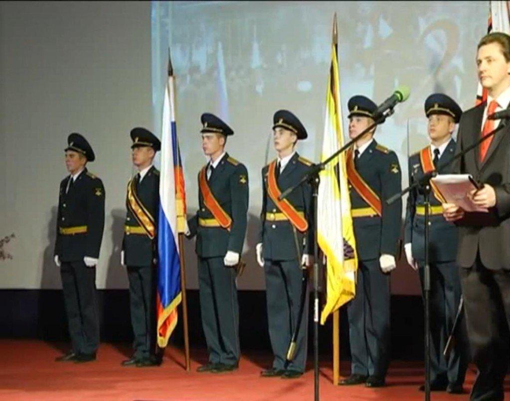ВЧ11262. Празднование дня образования 27-й отдельной бригады РХБЗ
