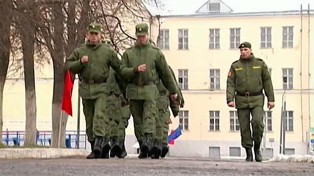 ВЧ11262. Рота воспитанников Курской бригады химвойск