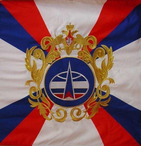 ВЧ14108. Флаг воздушно-космических сил