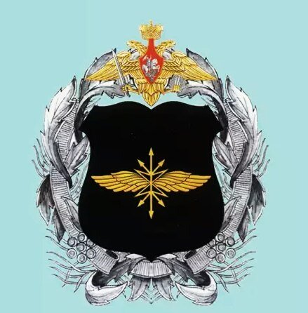 ВЧ28916. Эмблема войск связи