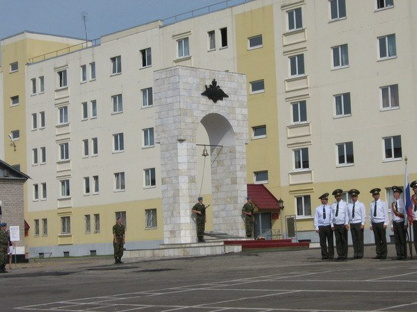 ВЧ62295. Мемориал на территории 217-го полка