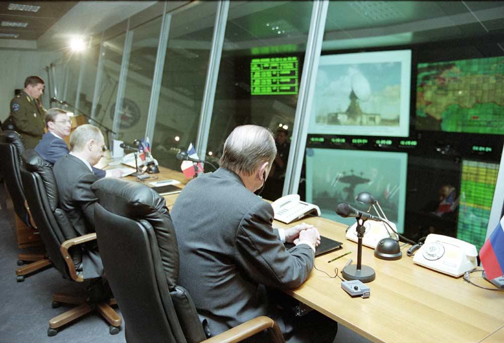 ВЧ84686. Штаб-квартира Космических войск