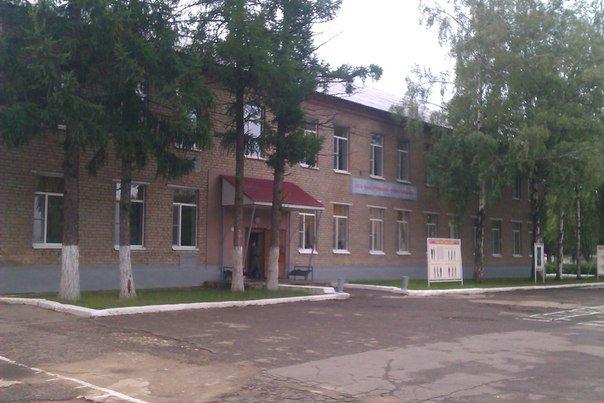 ВЧ 26178. Здание казармы в/ч