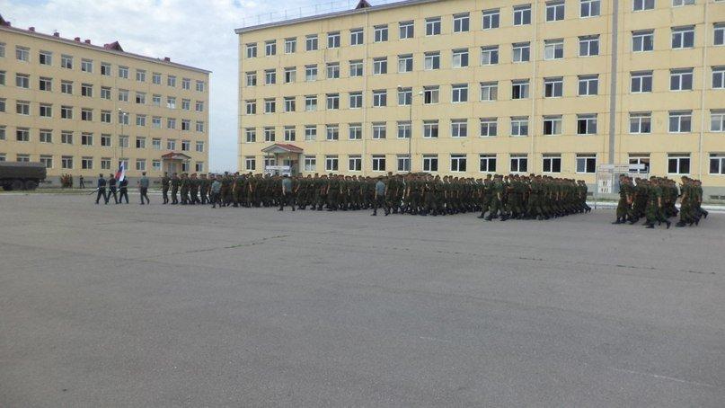ВЧ23511. Территория воинского подразделения