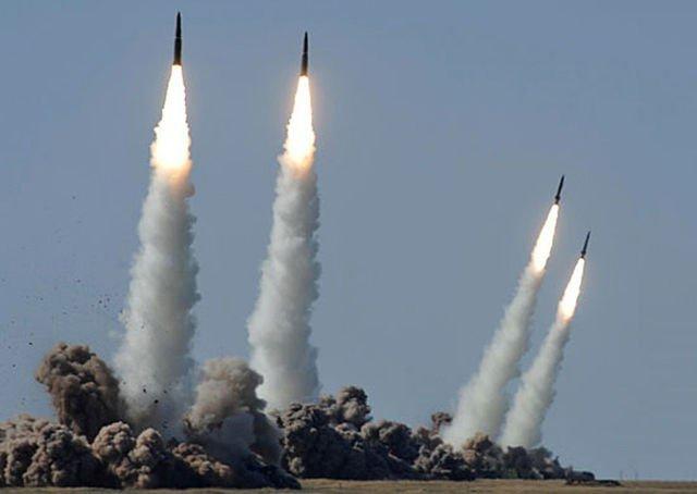 ВЧ31853. Учения ракетной бригады