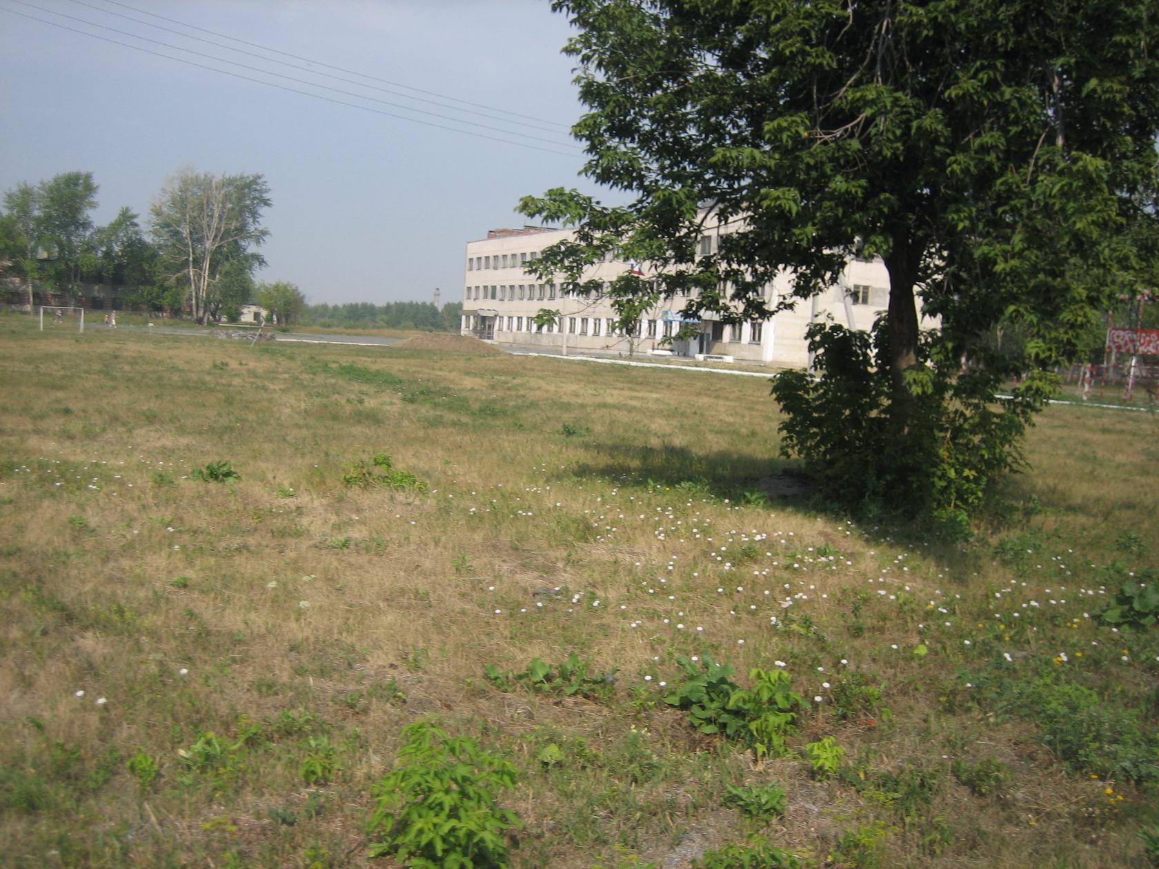 ВЧ 45123 Здание казармы авиабазы