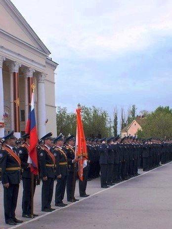 ВЧ 15650-16. Знамя воинской части