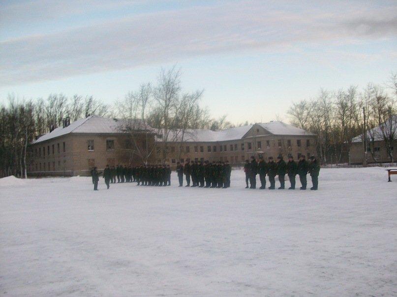 ВЧ 28036. Общий вид полка