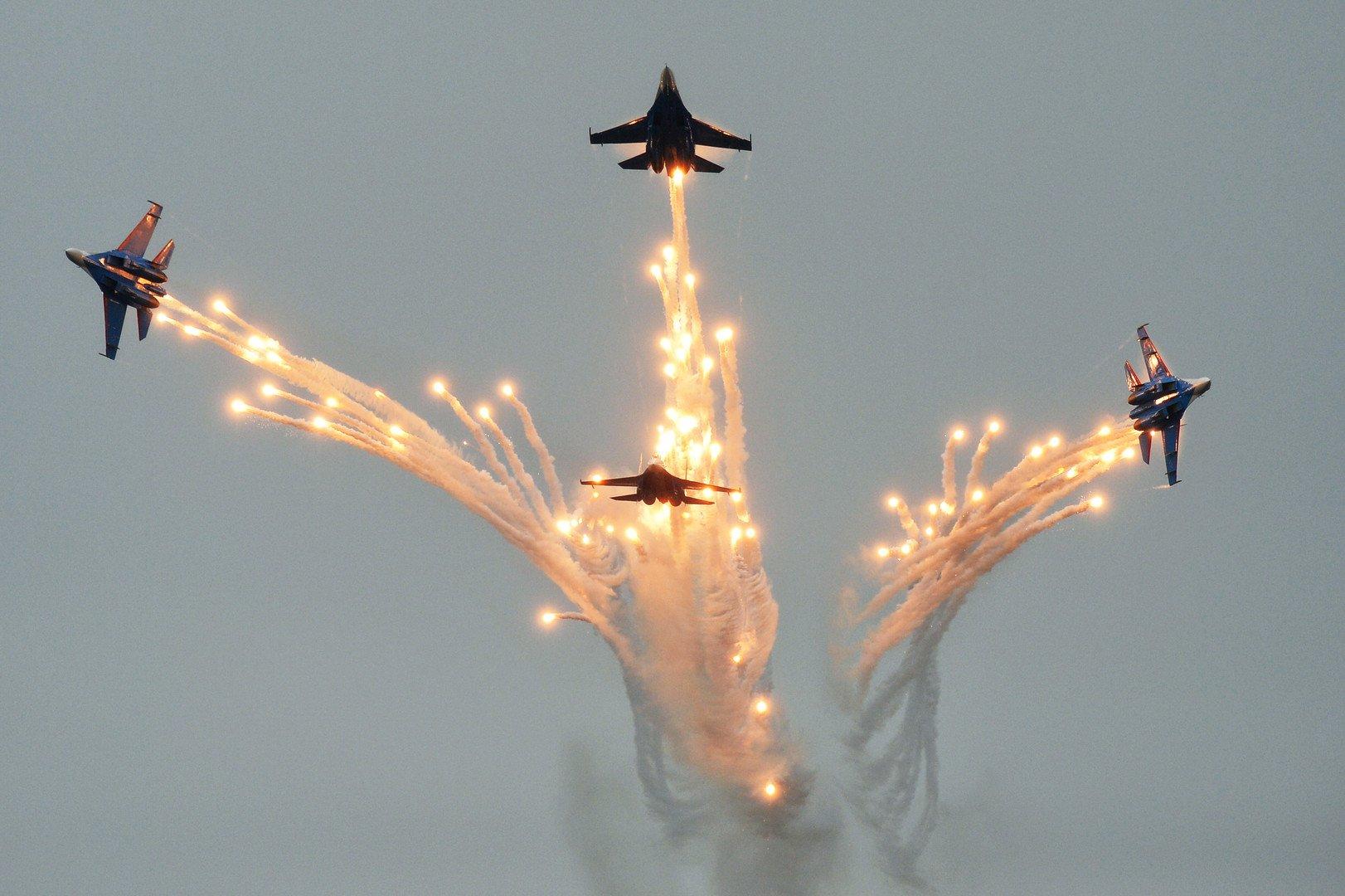 ВЧ15650-17. Соревнования военных летчиков
