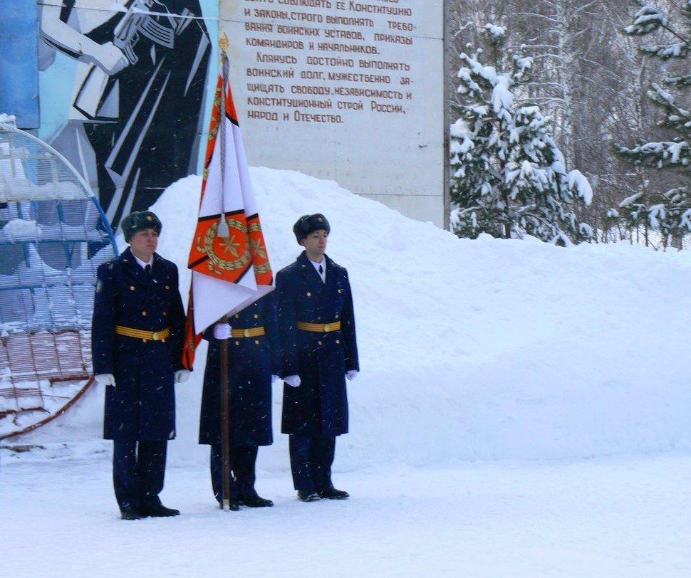 ВЧ 29286. 41-я дивизия ПВО