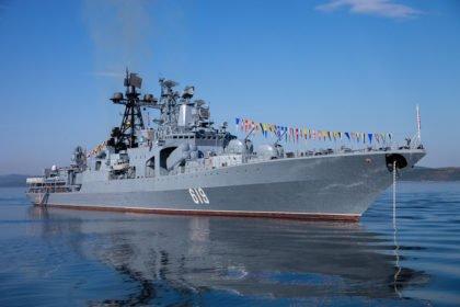День ВМФ, Североморск