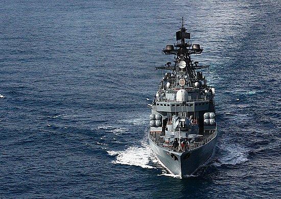 Эскадренный миноносец «Адмирал Ушаков»