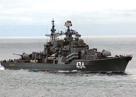Эскадренный миноносец Адмирал Ушаков