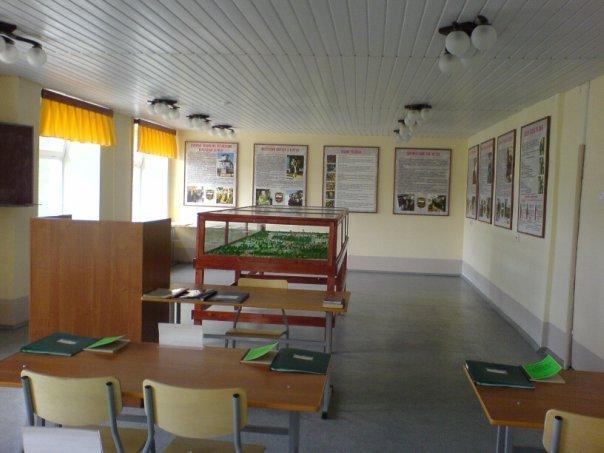 ВЧ 33491. Учебный класс
