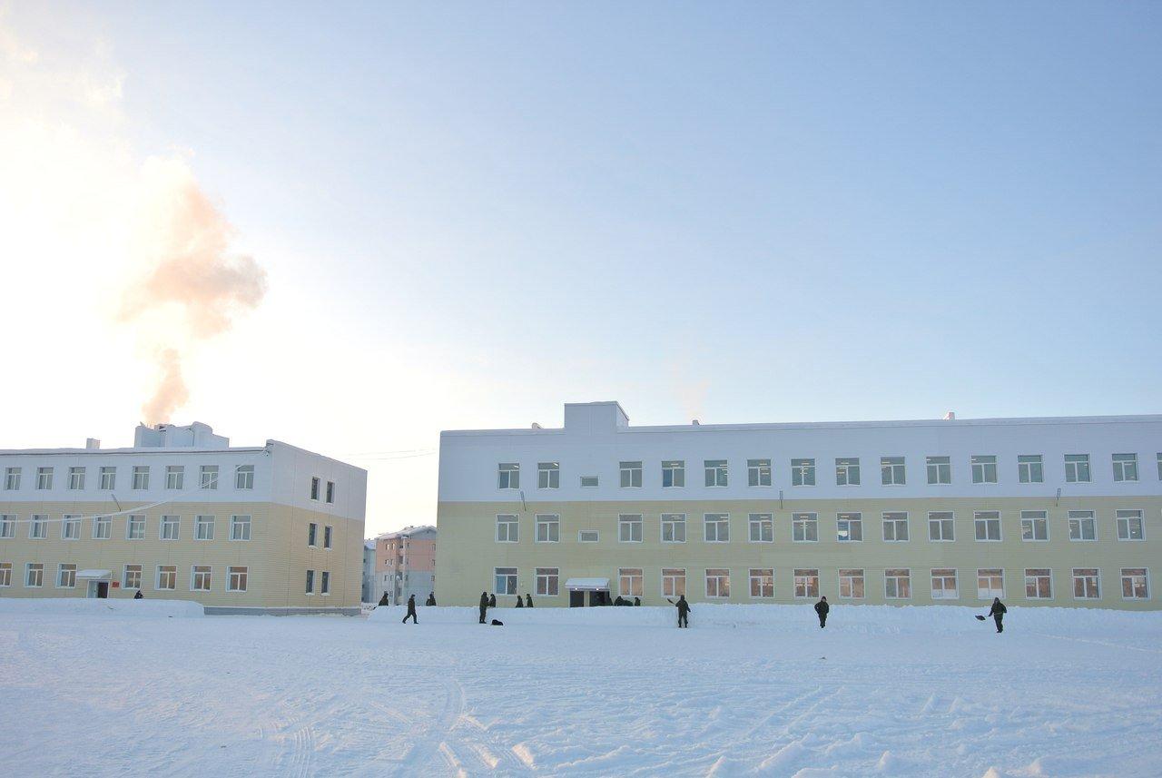 ВЧ 34667. Здание казармы