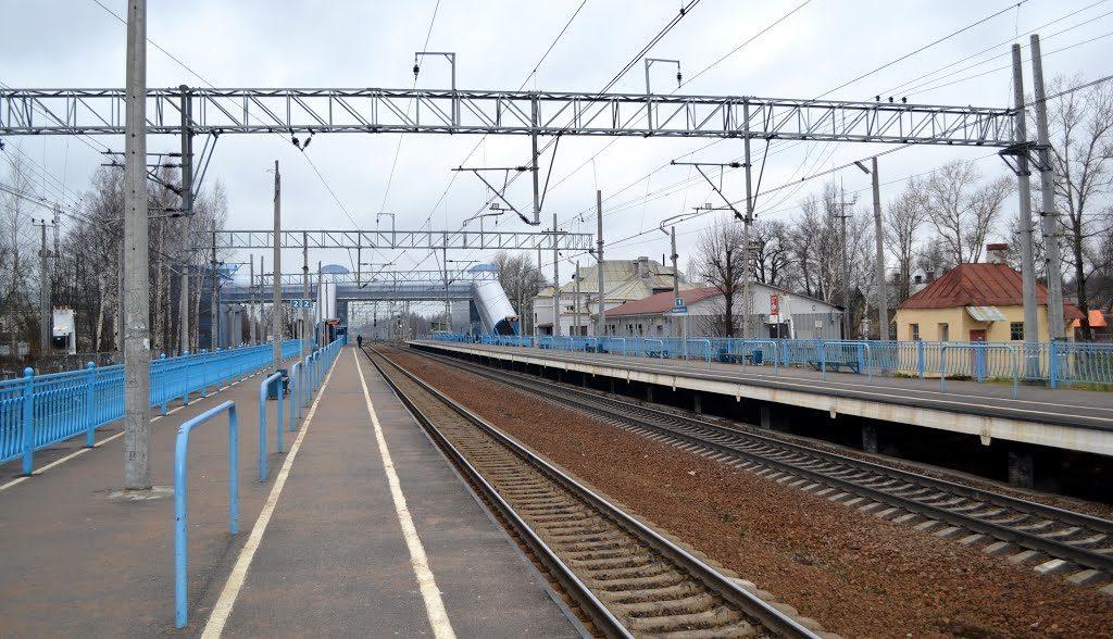 Железнодорожная Станция Левашово
