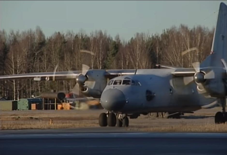 Полеты на аэродроме Левашово