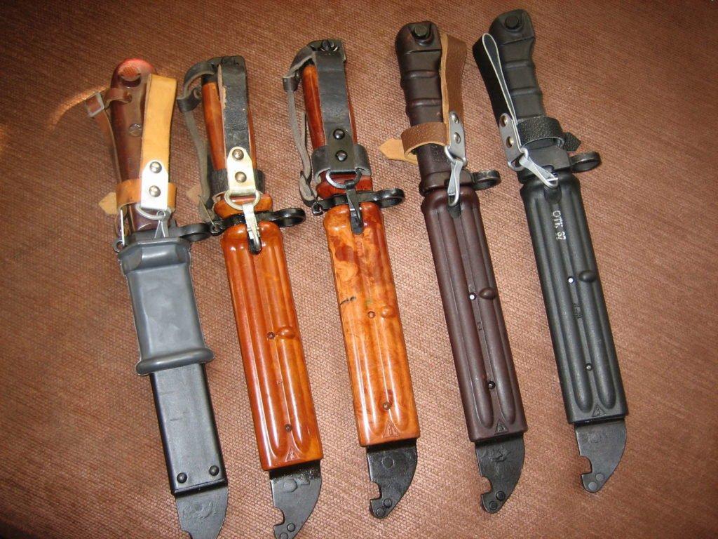 Штык-нож дневального