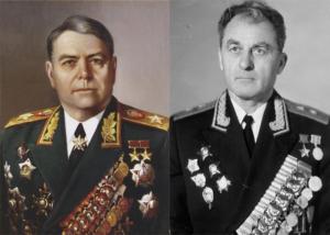Орден Суворова носится на левой стороне