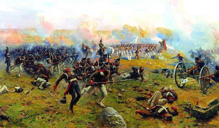 Боевые действия в Утицком лесу в отечественной войне 1812 г.