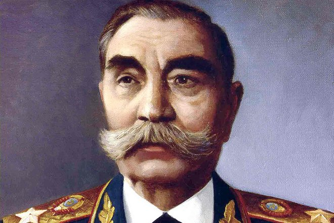 Маршал Советского Союза Будённый Семен Михайлович