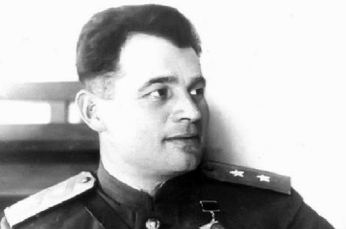 Генерал Черняховский Иван Данилович