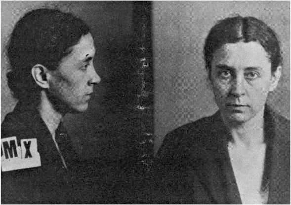 Ольга Будницкая вторая жена Буденного Семена Михайловича в лагере