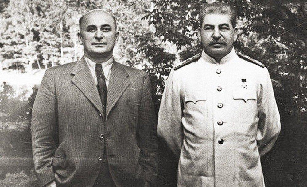 Сталин и Берия сделали быструю карьеру в Коммунистической партии