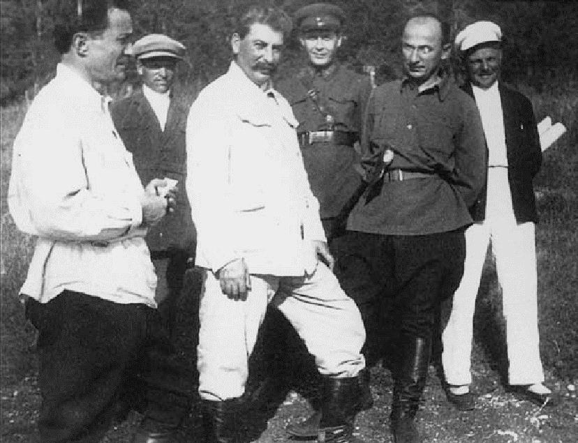 Дружеские отношения Берии и Сталина