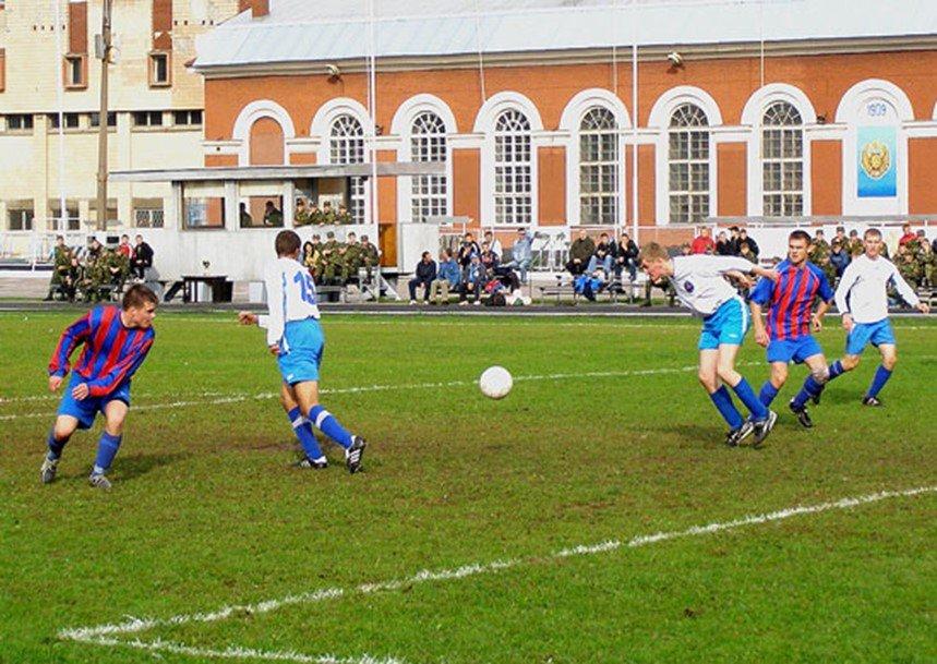 Футбольный турнир в ВИФК