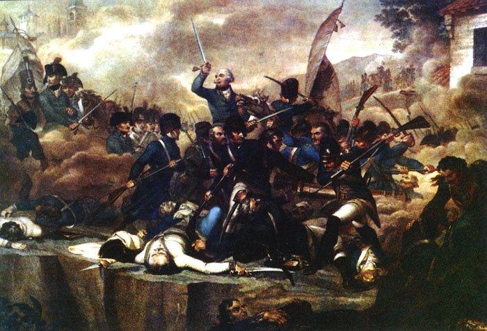 Победы российских войск под руководством Суворова привели к освобождению Италии от французского господства