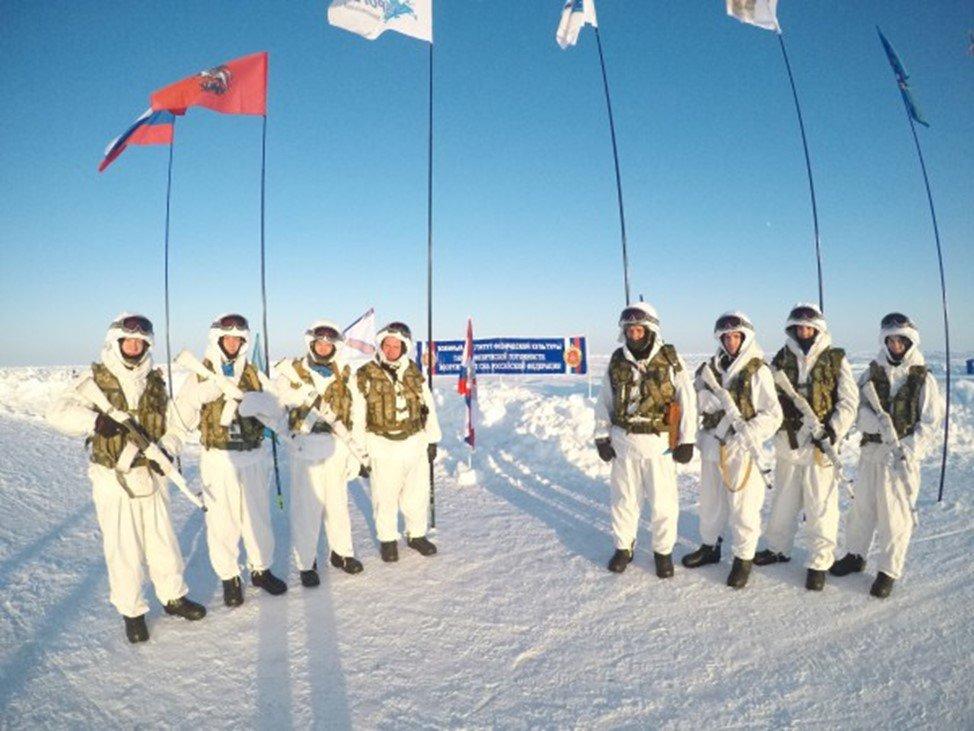 Кафедра горной подготовки, выживания и ориентирования в ВИФК