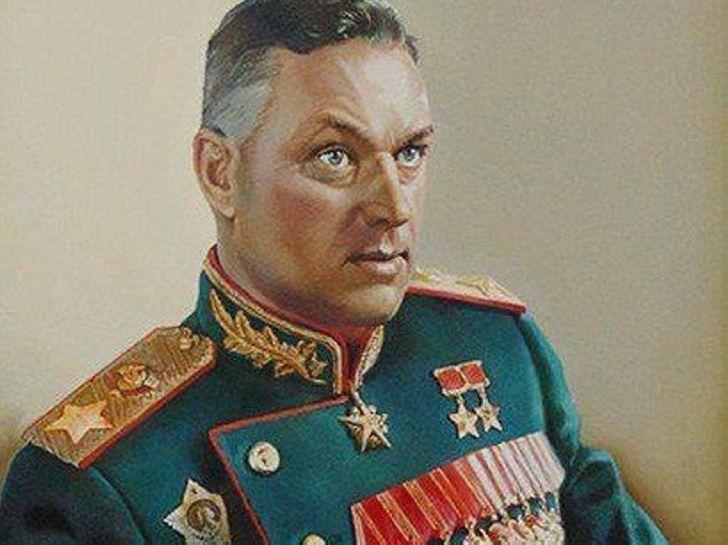 Великий полководец Рокоссовский Константин Константинович