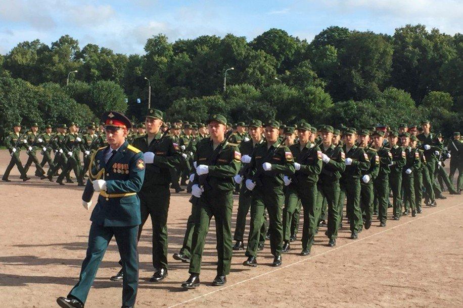 Церемония приведения к Военной присяге
