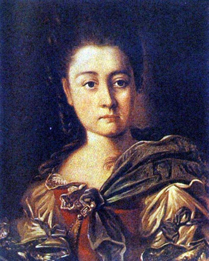 Варвара Ивановна Суворова (в девичестве Прозоровская) (1750-1806) - жена полководца Александра Васильевича Суворова