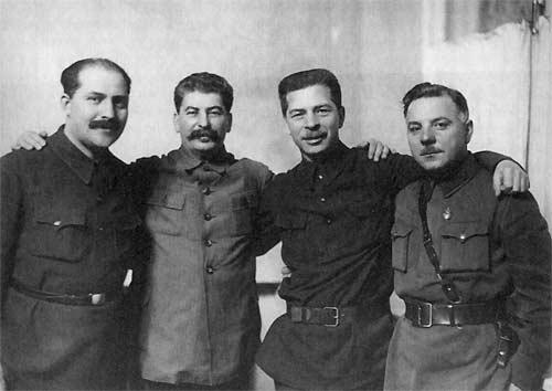 Ворошилов Сталин революционный военный совет